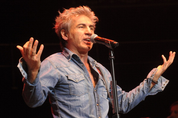 Ligabue Performs In London