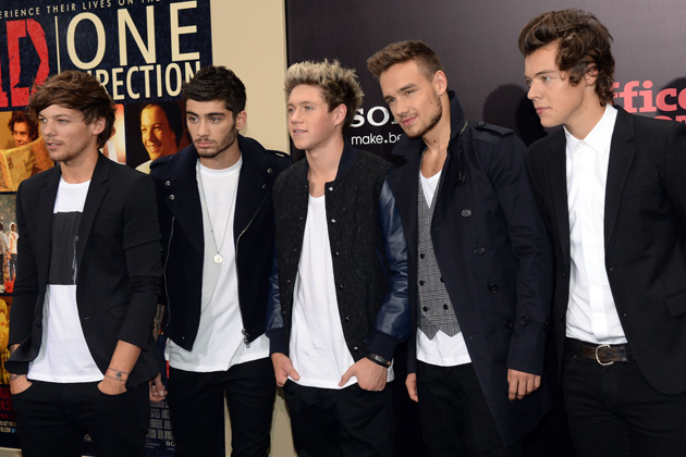 """One Direction: This Is Us"" New York Premiere - Arrivals"