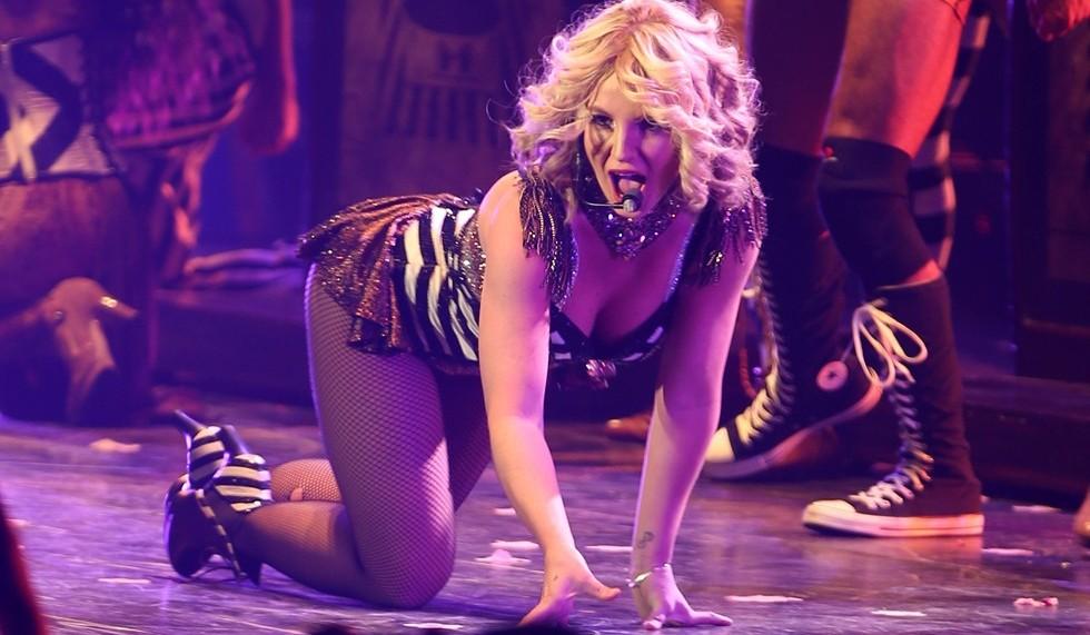 Britney Spears 2014 - Poringa!