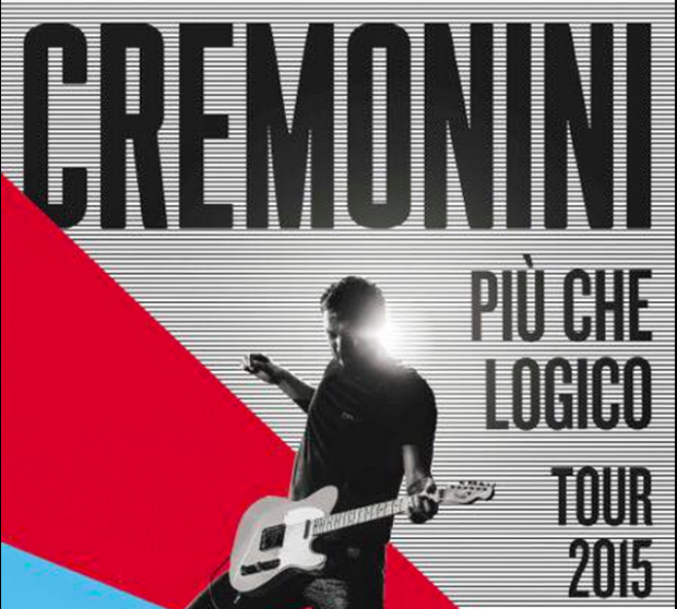 Cesare Cremonini Piu Logico Tour