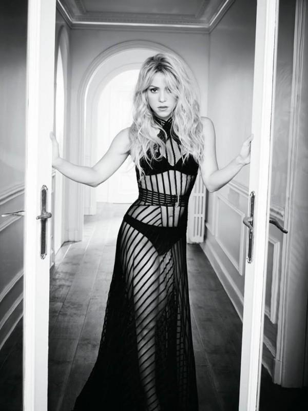 Shakira , Try Everything : testo e video ufficiale della colonna sonora di Zootopia