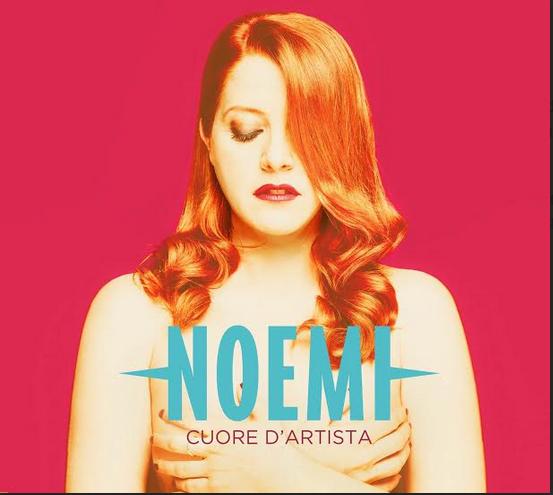 Noemi , Cuore D' Artista : due nuove cover nel disco in uscita su I-Tunes