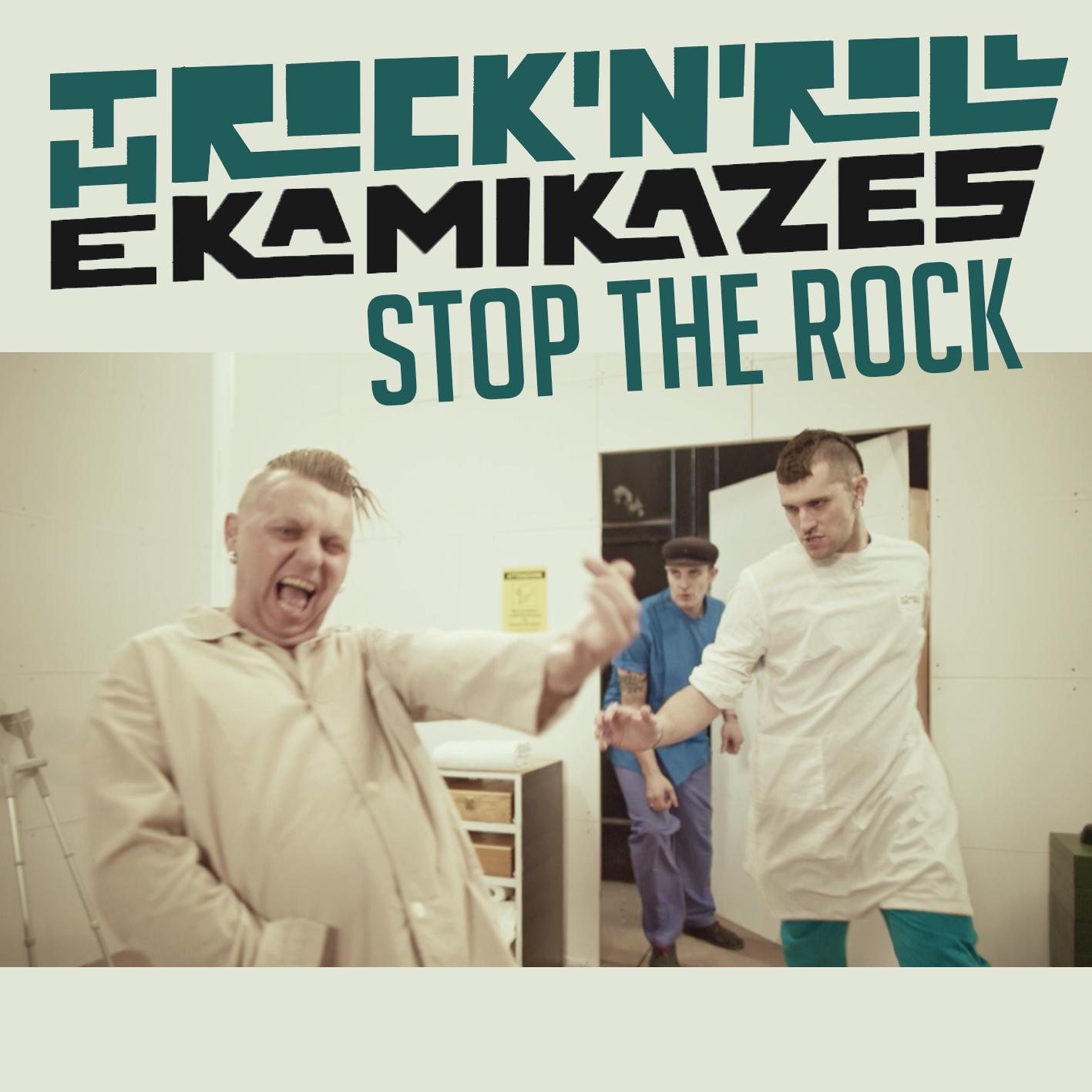 copertina stop the rock