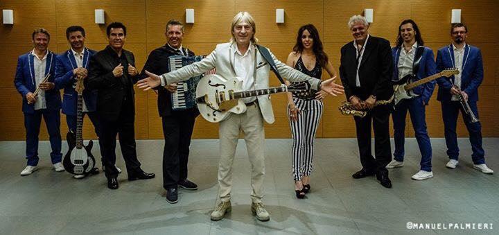ExtraLiscio in tour con Moreno Il Biondo, Mirco Mariani e Mauro Ferrara
