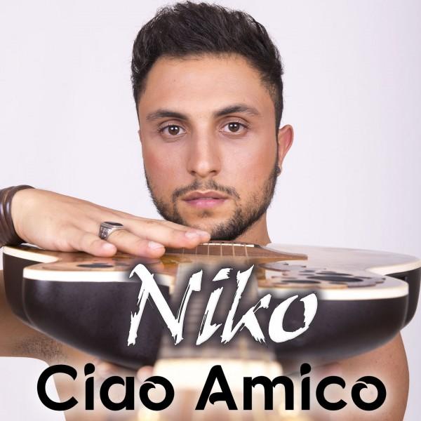 Niko - ciao amico - cover