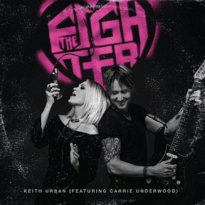 Keith Urban , The Fighter feat Carrie Underwood : arriva il nuovo singolo