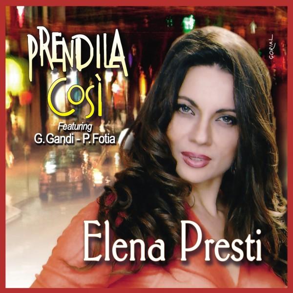 Elena - Prendila cosi cover(1)