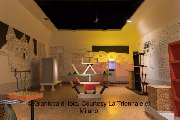 Ettore Sottsass Mostra Triennale Milano