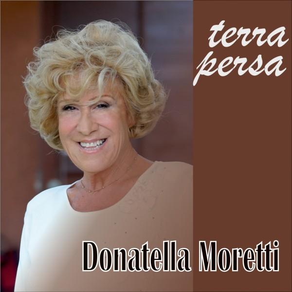Donatella Moretti - Terra persa-cover