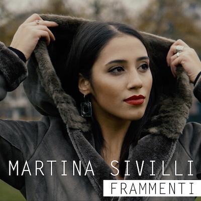 MARTINA SIVILLI COVER