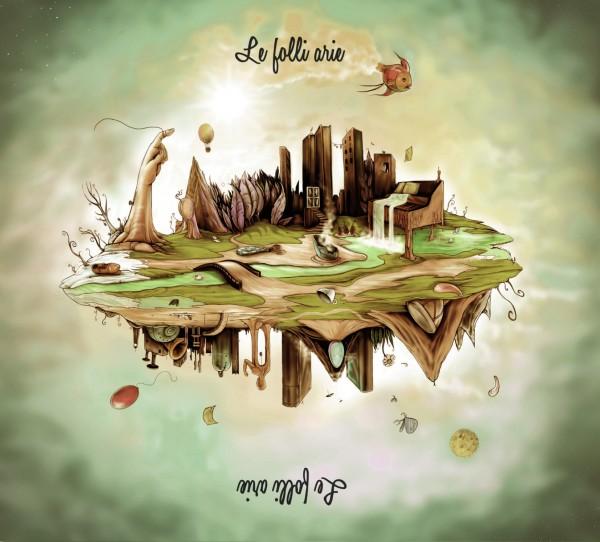 cover - Le Folli Arie