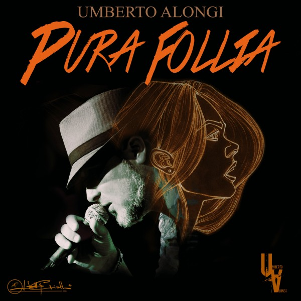 cover -  Pura Follia - Umberto Alongi
