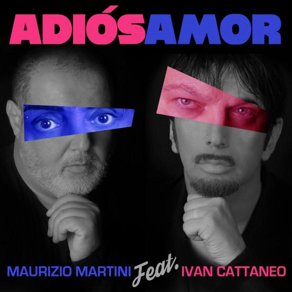 cover - Maurizio Martini - Adios amor