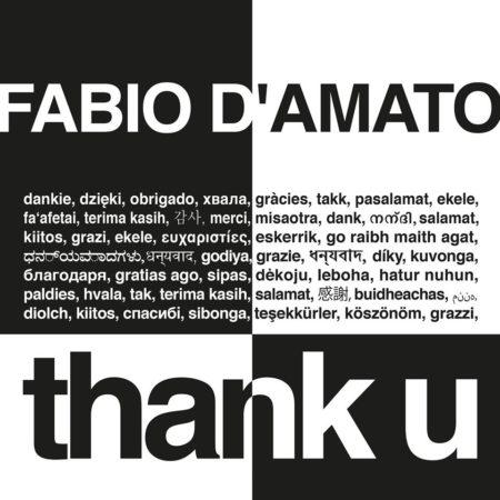"""Fabio D'Amato in radio con il singolo """"Thank U"""""""